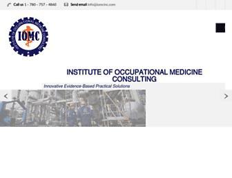 iomcinc.com screenshot