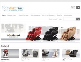 massagechairla.com screenshot