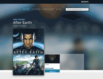 afterearth.com screenshot