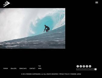 Thumbshot of Firewiresurfboards.com