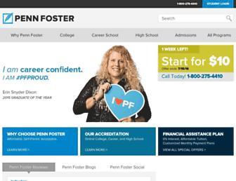 Thumbshot of Pennfoster.com