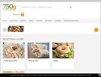 Thumbshot of 750g.com