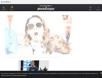 madame.lefigaro.fr screenshot