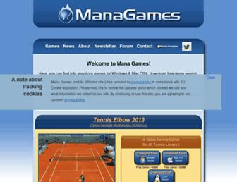 Thumbshot of Managames.com