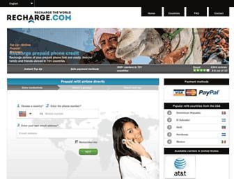 recharge.com screenshot