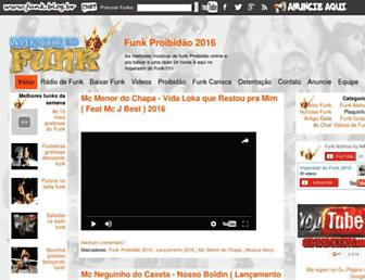 proibidao.funk.blog.br screenshot