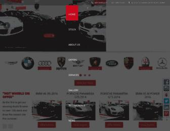 theelitecars.com screenshot