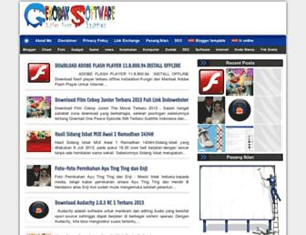 gerobaksoftware.blogspot.com screenshot