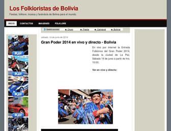 losfolkloristas.blogspot.com screenshot