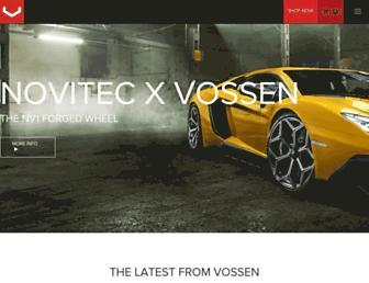 Thumbshot of Vossenwheels.com