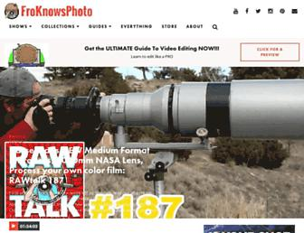 Thumbshot of Froknowsphoto.com