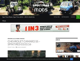 spintires-mods.com screenshot