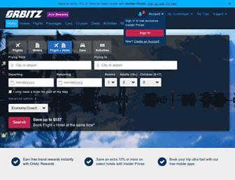 Thumbshot of Orbitz.com