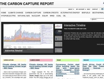 solar.carboncapturereport.org screenshot