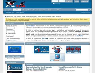 asia-team.net screenshot