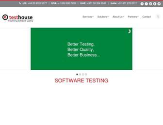 testhouse.net screenshot