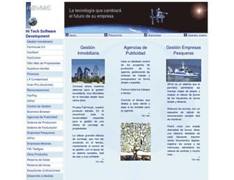 fairware.cl screenshot