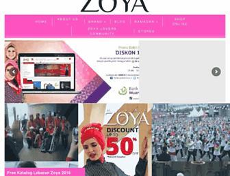 zoya.co.id screenshot