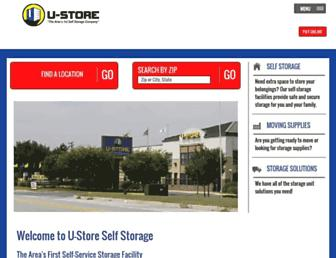 u-store.com screenshot