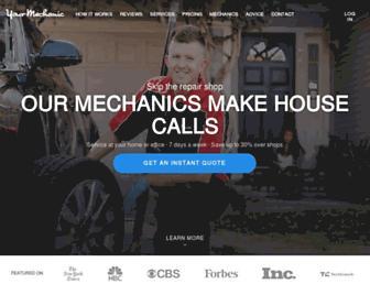 Thumbshot of Yourmechanic.com