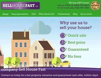 sellhousefast.uk screenshot
