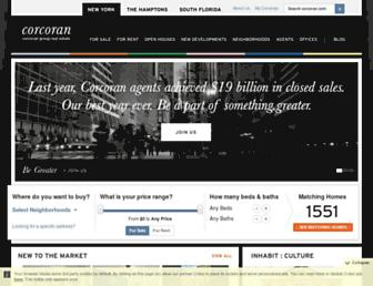 Thumbshot of Corcoran.com