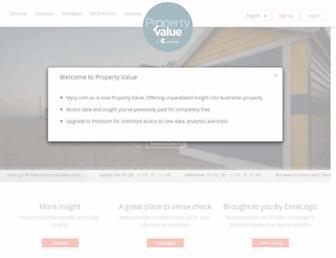 Thumbshot of Myrp.com.au