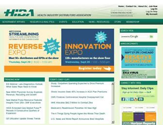 hida.org screenshot