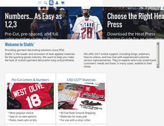 Thumbshot of Stahls.com