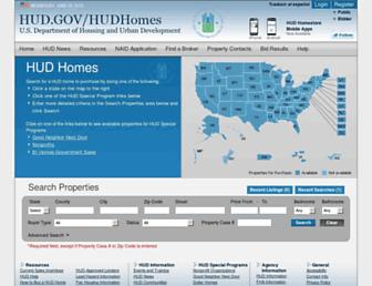 Thumbshot of Hudhomestore.com