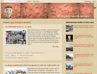 xuandienhannom.blogspot.com screenshot