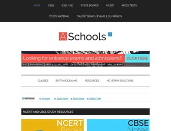 schools.aglasem.com screenshot
