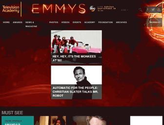 Thumbshot of Emmys.tv
