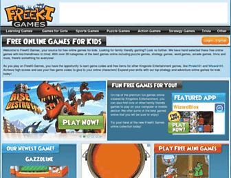 freekigames.com screenshot