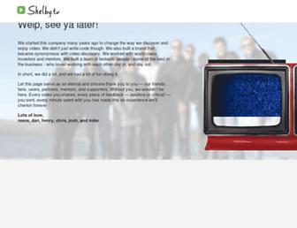 shelby.tv screenshot