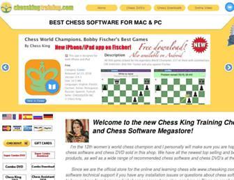 chesskingtraining.com screenshot
