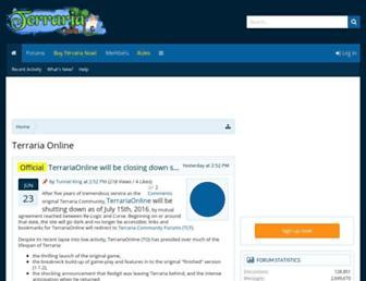 Thumbshot of Terrariaonline.com