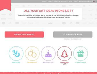 Thumbshot of Ookoodoo.com