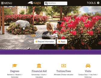 Thumbshot of Sagu.edu
