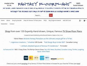 fantasyfloorplans.com screenshot