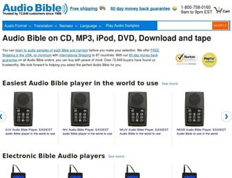 biblebible.com screenshot