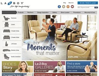 la-z-boy.com.au screenshot