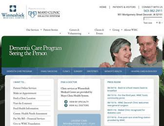 winmedical.org screenshot