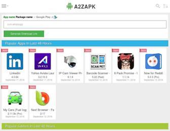 a2zapk.com screenshot