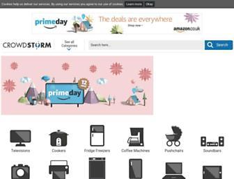 Thumbshot of Crowdstorm.co.uk