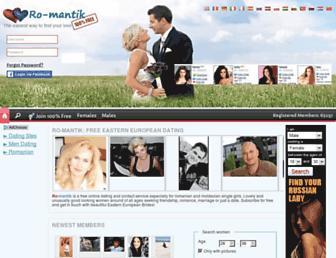 Thumbshot of Ro-mantik.com