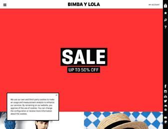 Fullscreen thumbnail of bimbaylola.es
