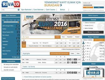 Thumbshot of Rivalo3.com