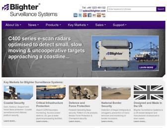 blighter.com screenshot