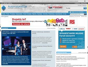 automatykab2b.pl screenshot